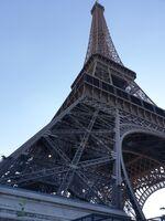 Abigail Panganayi ,Open 2021 PDI, Eiffel Tower