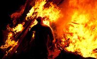 Anthony Le Conte ,Smoke Fire, Budlo Night