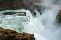 Anthony Le Conte , Movement, Gullfoss Waterfall
