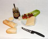 Berni Kerrigan Still Life ploughmans lunch