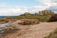 Berni Kerrigan , Coastal Landscape, Grandes Rocques