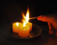 Brian Johnson ,Smoke Fire, Ignition