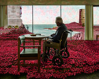 Colour Pictorial Print Winner Nigel Byrom Reminiscence and Rememberance