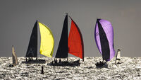 Derek Bridel AFIAP, BPE2,Open Print, Sails