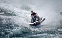 Derek Bridel AFIAP BPE2 Annual PDI Jet Boat