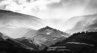 Derek Bridel AFIAP, BPE2 Panoramic, Hillsides