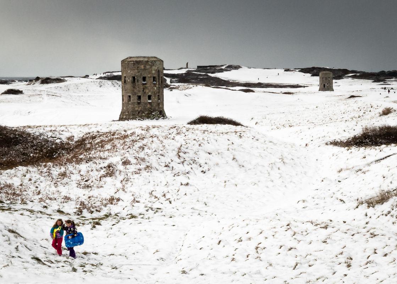 Derek Bridel  AFIAP, BPE2, Winter, Fun In The Snow