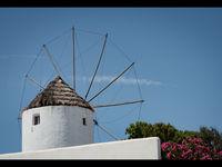Godfray Guilbert Lines Resting windmill