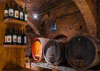 Godfray Guilbert ,Open Print, Abbey Wine Cellar