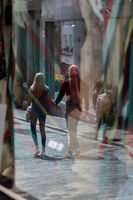 Ian Toms , Street Photography, Holding Hands