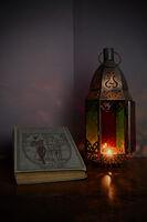 Martyn Elliston ,Smoke Fire, Lantern
