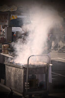 Martyn Elliston ,Smoke Fire, Smokey Bbq