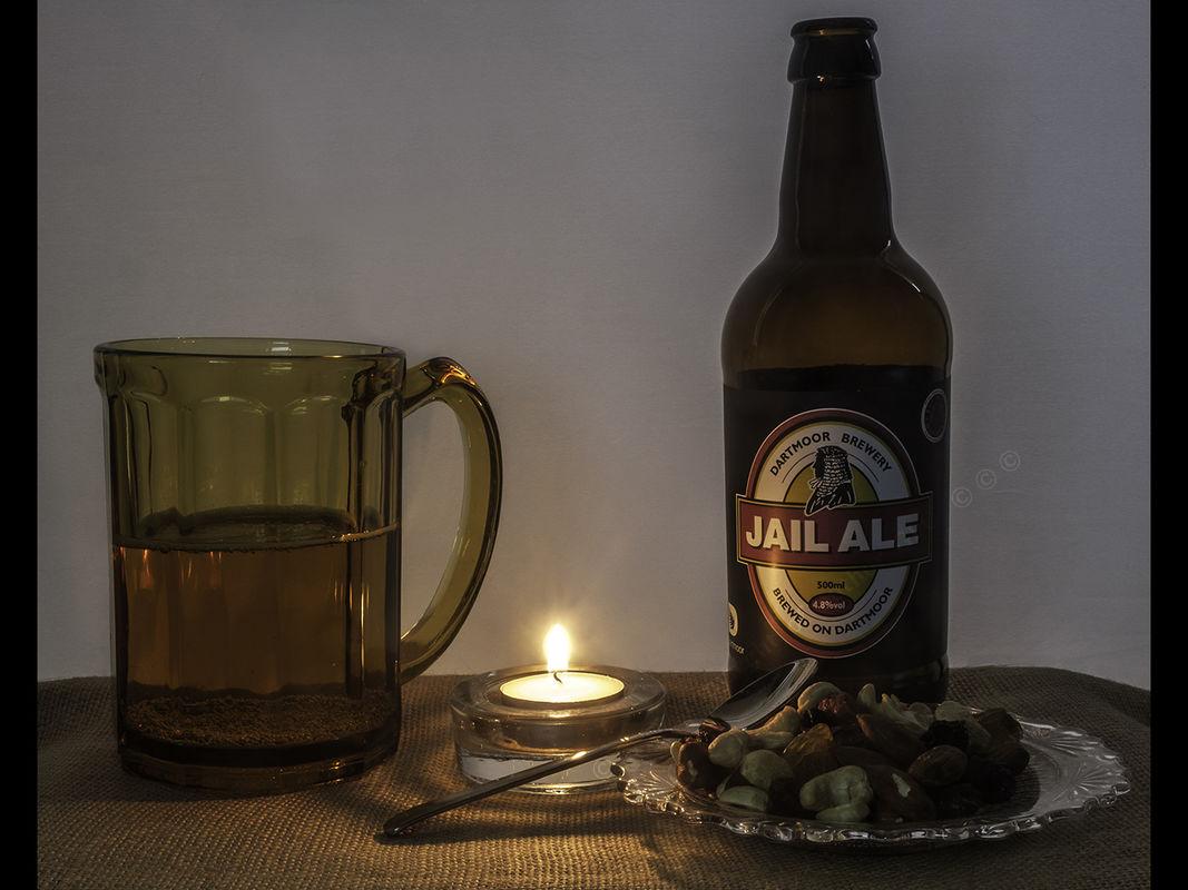 Martyn Elliston Still Life Beer