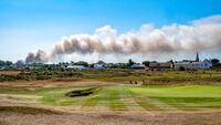 Nigel Byrom ,Smoke Fire, Scrapyard Drift