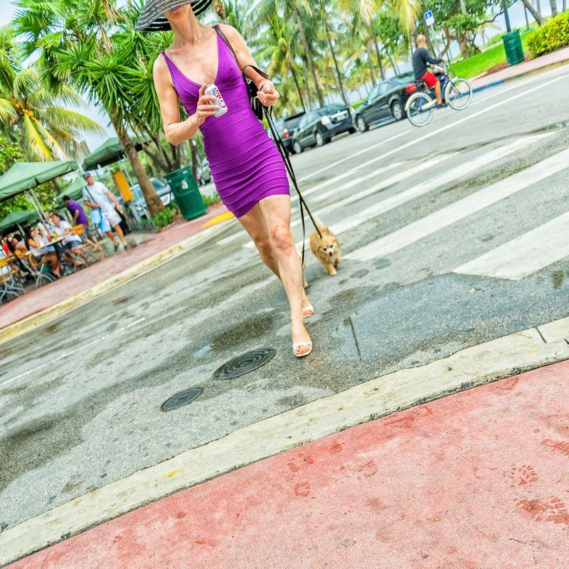 Nigel Byrom , Street Photography, Coke On Miami Streets