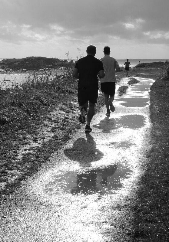 Robin Millard ,Annual Mono PDI, The Runners