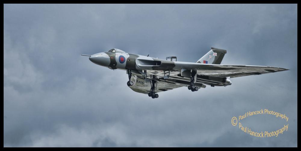 XH558 Avro Vulcan 1