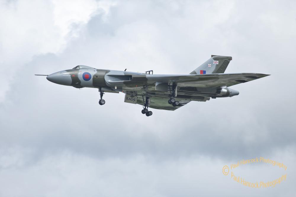XH558 Avro Vulcan 2