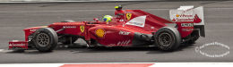 British GP 2012 Felipe Massa / Ferrari