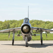 English Electric Lightening 2