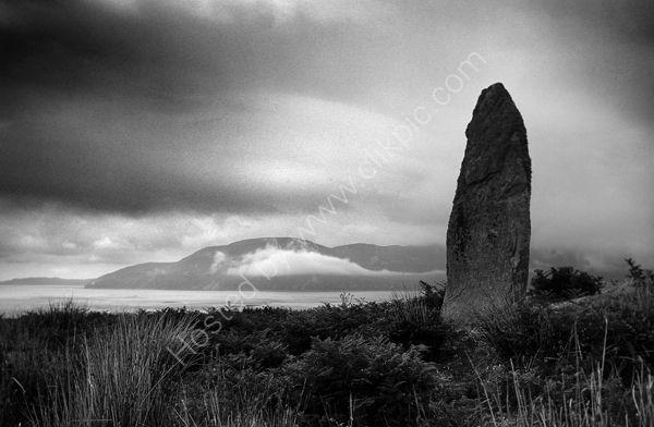 Standing Stone, Jura.