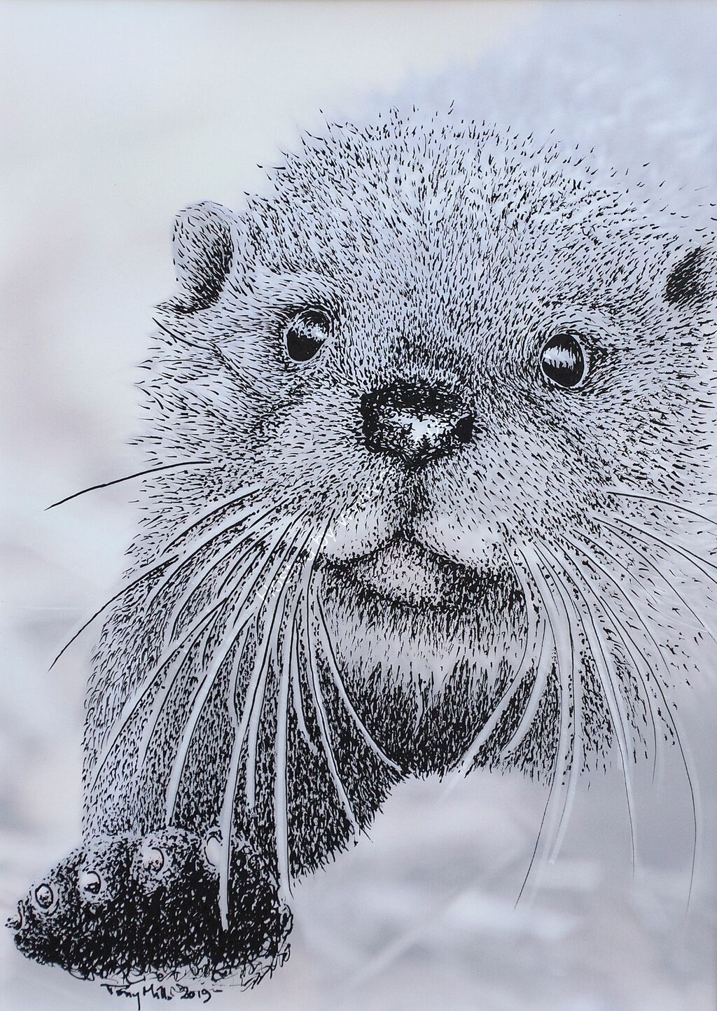 The Inqusitive Otter #4