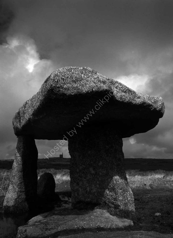 Lanyon Quoit, Cornwall. Limited Edition Giclée print.