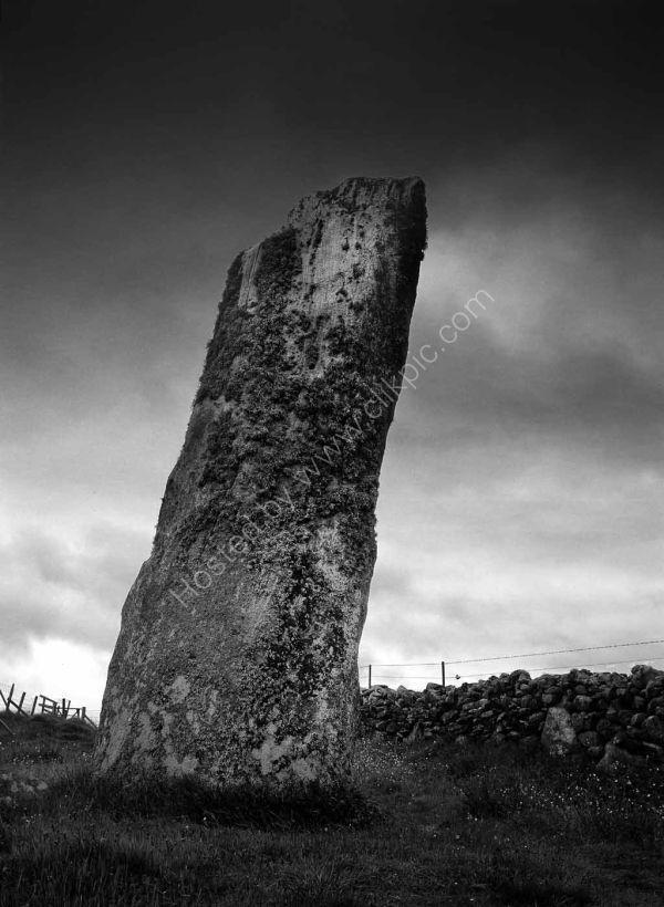 Standing Stone: Arran. Limited Edition Giclée print.