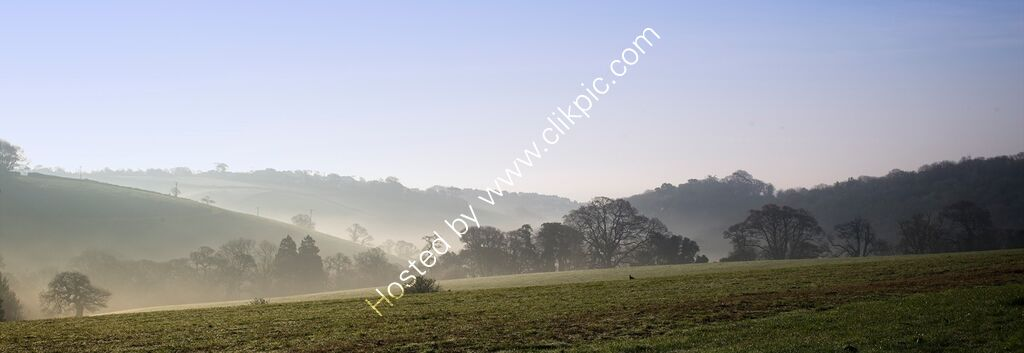 """""""Early morning mists in the valley"""""""