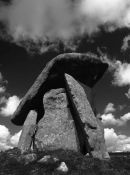 Trethevy Quoit, Cornwall. Limited Edition Giclée print.