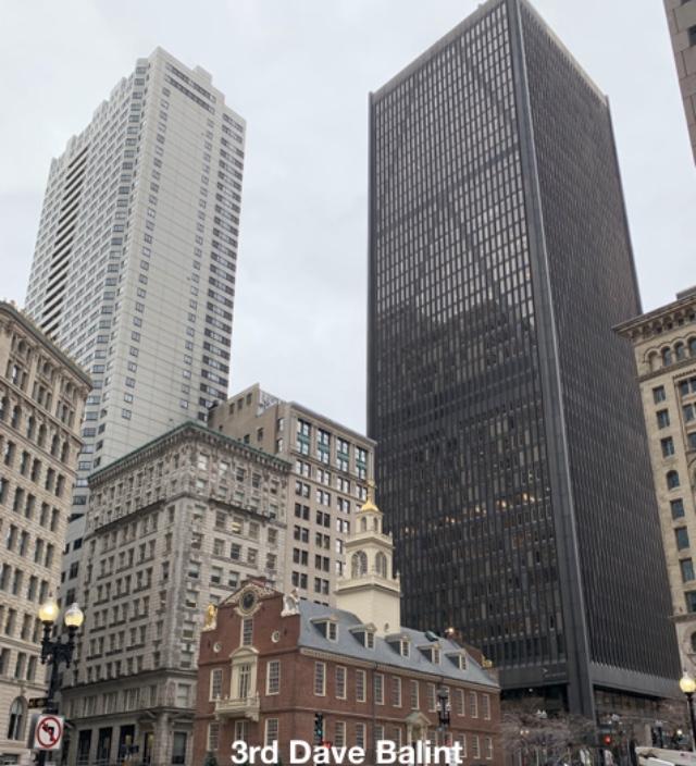 January 2020 Beautiful Buildings 3rd Dave Balint