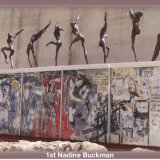 2020 January Graffiti 1st Nadine Buckman