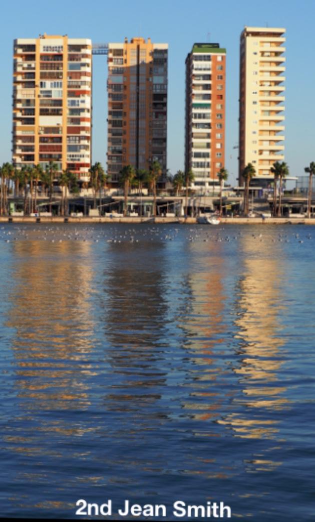 January 2020 Malaga Port 2nd Jean Smith