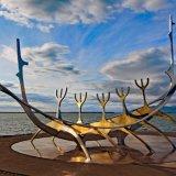 33.Sun Voyager.Lake Vinuela