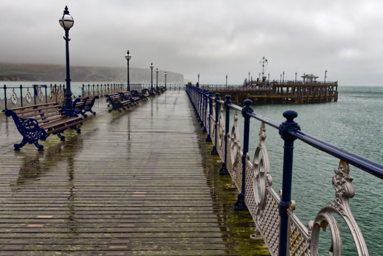 42.Swanage Pier.Shutterbugs