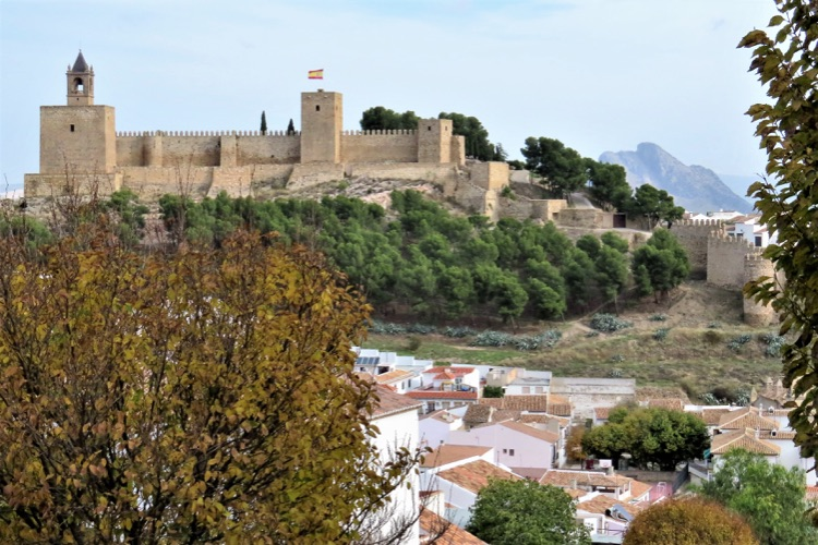 January 2019 Antequera 2nd Ritva Linkama