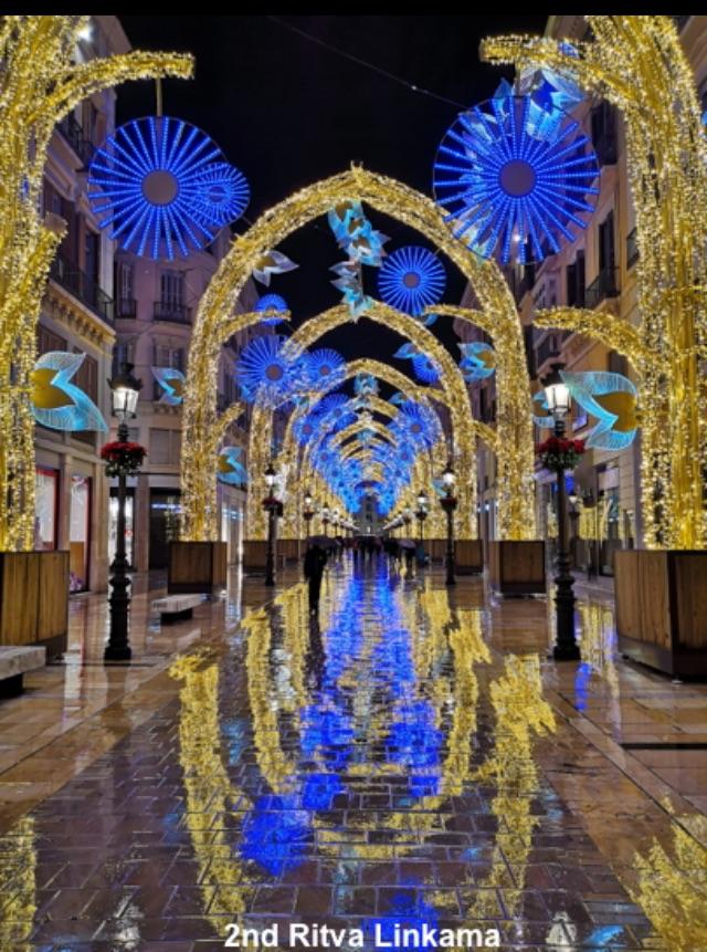 February 2020 Christmas Lights 2nd Ritva Linkama