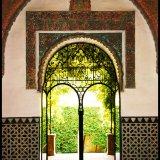 Graham Charles Doorway Seville Alcazaba