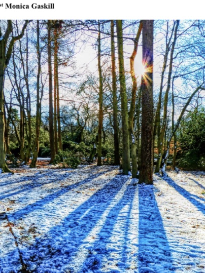 January 2021 Winter 1st Monica Gaskill