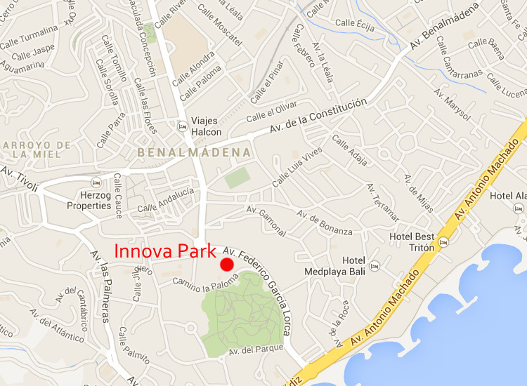 Innova Park location