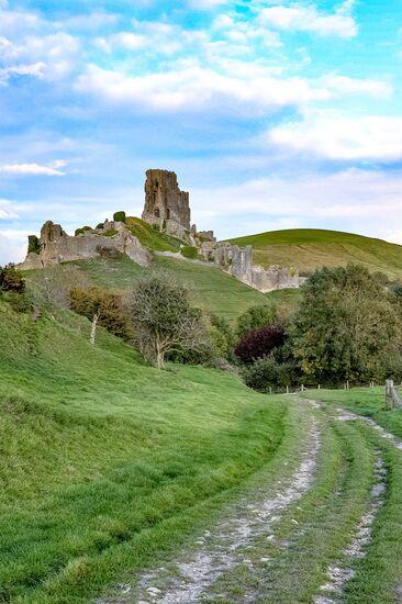 Corfe Castle (1 of 10)