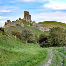 Corfe Castle (1 of 10)