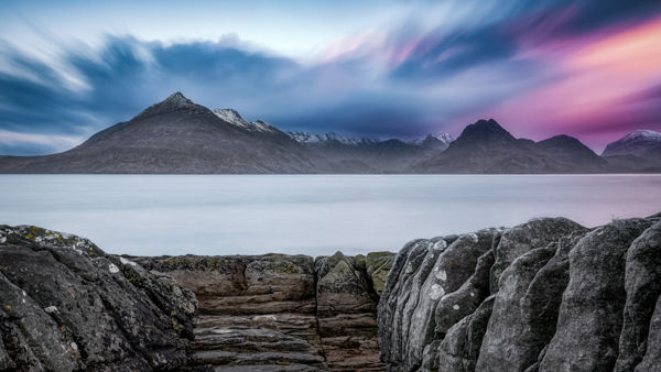 Colours of Elgol