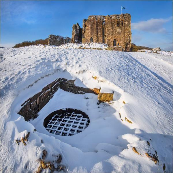 Dundonald Castle Well