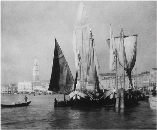 Sails Of Venice