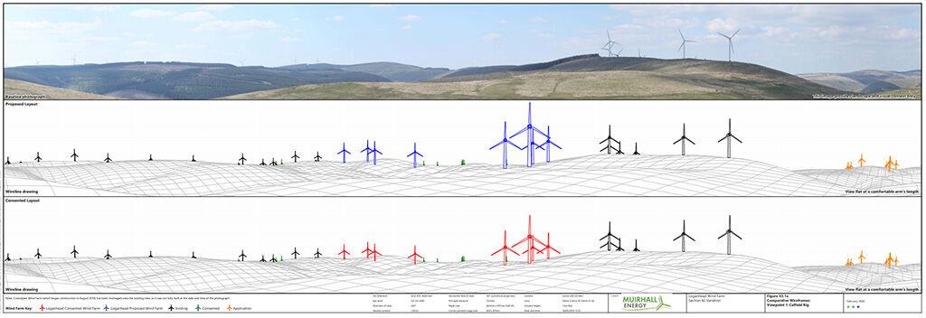 wind farm visualisation