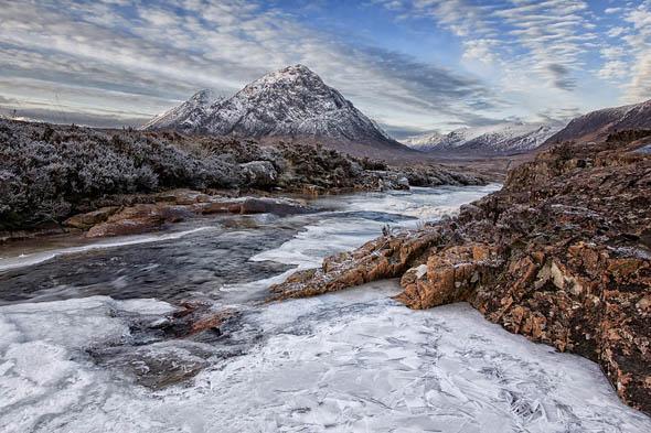 90 Winter in the Glen - 19 points
