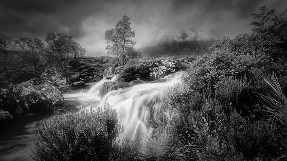 9 The River Etive - 16 points