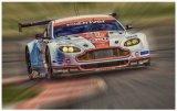 Works Aston Martin Vantage V8 @ Silverstone