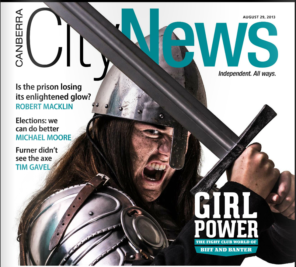 City News Cover 29 August